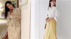 6 set đồ công sở giúp bạn mặc đẹp cả tuần
