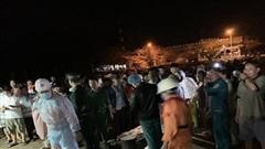 Bão số 10: Đảo Cù Lao Chàm bị cô lập, khẩn cấp cứu 2 người nguy kịch
