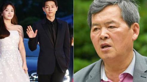 Bố Song Joong Ki lên tiếng lý do ly hôn của con trai