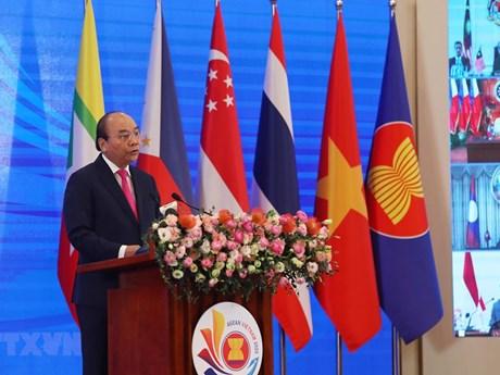 Hội nghị Cấp cao ASEAN và các hội nghị liên quan diễn ra từ 12-15/11