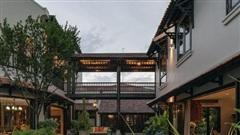 Ngôi nhà 400m2 tại Thảo Điền - Quận 2 được thiết kế từ ngôi biệt thự cổ, không gian thiên nhiên mê đắm lòng người