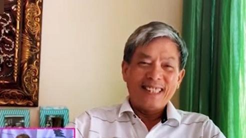 Ông xã dành lời ngọt ngào cho NSND Lê Khanh trên truyền hình