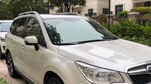 7 năm chạy 124.000km, Subaru Forester bán lại chỉ rẻ hơn giá xe mới 220 triệu đồng