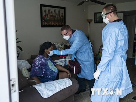 Dịch bệnh COVID-19 diễn biến nghiêm trọng tại hàng loạt quốc gia