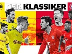 Người hâm mộ chờ đợi gì ở trận 'Klassiker Đức' Dortmund-Bayern?