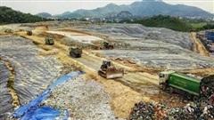 Phê duyệt phương án cưỡng chế bãi rác Nam Sơn