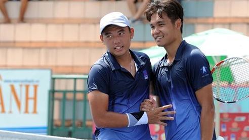 Lý Hoàng Nam thắng tuyệt đối ở giải quần vợt vô địch quốc gia