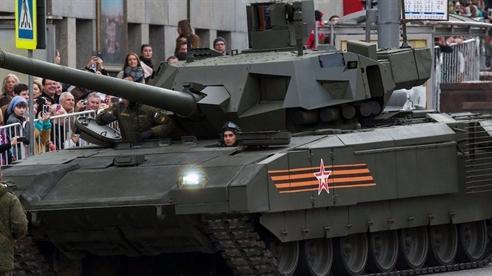 Xe tăng mới thay thế T-14 Armata có gì đặc biệt?