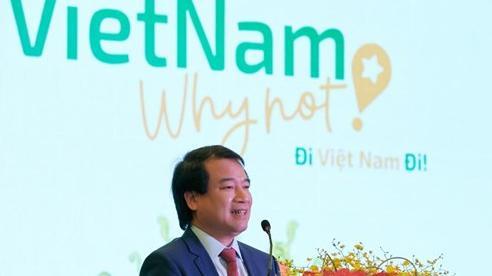 Ra mắt ứng dụng cổng thông tin du lịch Việt Nam Vietnam Why Not