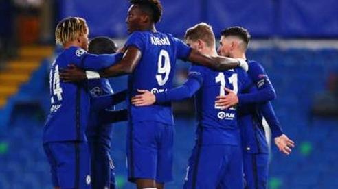 Chelsea thắng đậm Sheffield 4-1