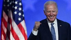 Ông Biden nhận được những lời chúc mừng sớm