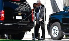 Trump đi đánh golf khi Biden thắng ở Pennsylvania, trở thành tổng thống