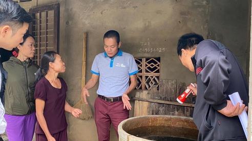 Bộ Y tế hỗ trợ xử lý vệ sinh môi trường, phòng chống dịch sau mưa lũ tại Quảng Bình