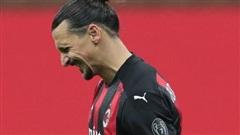Liên tục bỏ lỡ cơ hội, Ibrahimovic phải từ bỏ nhiệm vụ đá phạt đền