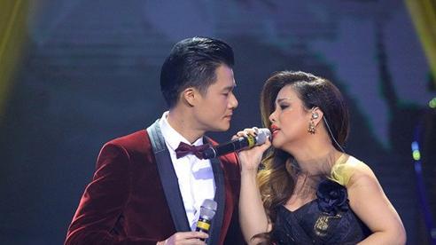 Minh Tuyết lần đầu có đêm nhạc chung với Quang Dũng