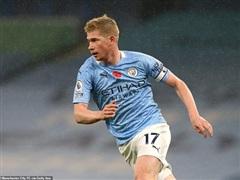 Premier League: Man City-Liverpool chia điểm, Leicester lên ngôi đầu
