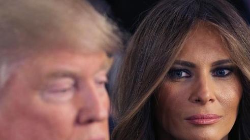 Thực hư về tin đồn xoay quanh cuộc hôn nhân của bà Melania và ông Trump