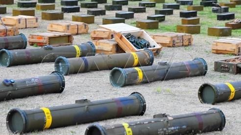 SAA thu kho TOW khi tấn công phiến quân