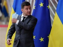 Tổng thống Ukraine và Chánh văn phòng dương tính với SARS-CoV-2