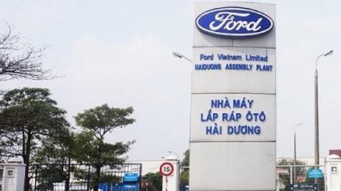 Cục Đăng kiểm yêu cầu Ford Việt Nam báo cáo việc in thiếu Trường Sa, Hoàng Sa trên bản đồ Việt Nam