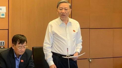 Đại tướng Tô Lâm: 'Bộ Giao thông đề nghị chúng tôi nhận 20.000 thanh tra nhưng Chính phủ không có chỉ tiêu này'