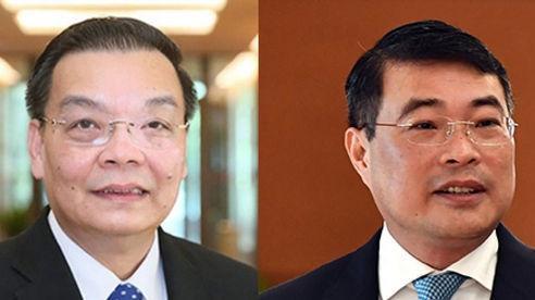 Quốc hội chính thức miễn nhiệm ông Chu Ngọc Anh và ông Lê Minh Hưng