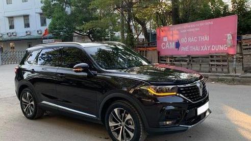 Hết thời 'hot', SUV Trung Quốc Brilliance V7 chạy 5.000km vẫn bán lại rẻ hơn giá niêm yết chỉ 8 triệu đồng