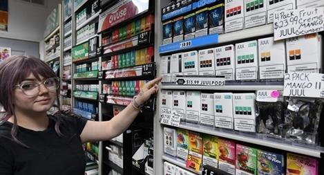 Nghề buôn lậu mới:  Thuốc lá điện tử