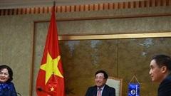 Việt Nam đề nghị Ngân hàng Thế giới tiếp tục hỗ trợ lĩnh vực năng lượng