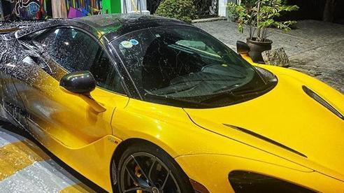 McLaren 720S Spider màu vàng độc nhất Việt Nam 'thay áo' và dân tình bắt đầu nhận ra trend mới của làng siêu xe Việt