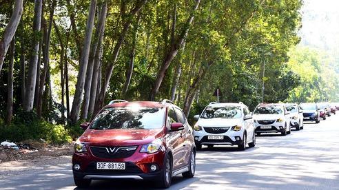 VinFast bán gần 2.900 xe trong tháng 10, giữ vững vị trí số 1 các phân khúc