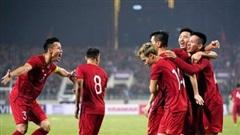 AFC chốt lịch Vòng loại World Cup 2022 của ĐT Việt Nam