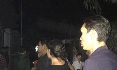 Sau tiếng la thất thanh, người dân chạy đến phát hiện 2 người tử vong