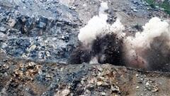 Một chiến sĩ hy sinh trong quá trình rà phá bom mìn