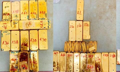 Phó Thủ tướng Trương Hòa Bình gửi thư khen vụ bắt 51kg vàng buôn lậu