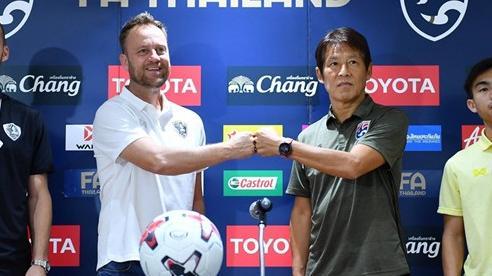 Thái Lan quyết thắng Các ngôi sao Thai League