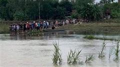 Hai mẹ con ở Quảng Nam bị lũ cuốn, người mẹ chết đuối