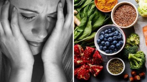 Thực phẩm là 'cứu tinh' cho bệnh trầm cảm