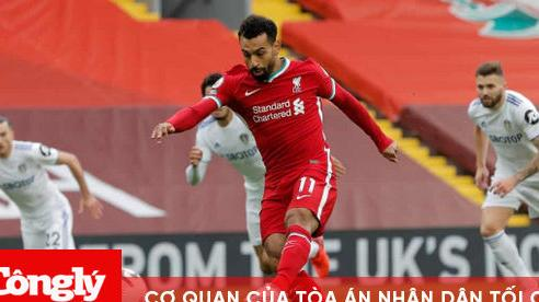 Liverpool tiếp tục khốn đốn khi nhận hung tin Mohamed Salah nhiễm nCoV