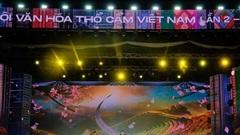 Khai mạc Lễ hội văn hóa thổ cẩm Việt Nam lần thứ 2