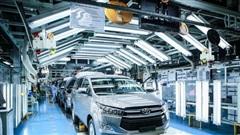 Bộ Tài chính đề xuất không tiếp tục giảm 50% phí trước bạ với xe lắp ráp