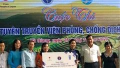 Truyền thông phòng, chống dịch COVID-19 cho các tiểu thương dân tộc thiểu số tại Hà Giang