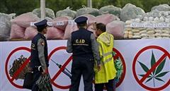 Xây dựng cộng đồng ASEAN không ma túy