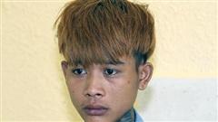 Thanh niên 18 tuổi giết tài xế xe ôm, cướp tài sản