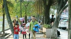 Dự báo thời tiết ngày 26/11: Hà Nội có mưa vài nơi, trưa hửng nắng