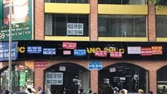 TP Hồ Chí Minh: Giá cho thuê nhà, mặt bằng 'rớt' chưa từng thấy