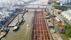 TP Hồ Chí Minh vận hành tạm dự án chống ngập 10.000 tỷ