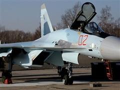 Bộ Quốc phòng Nga hoàn tất hợp đồng mua 50 máy bay chiến đấu Su-35S