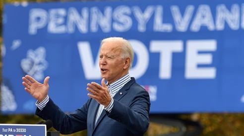 Bầu cử Mỹ: Bang Pennsylvania công bố kết quả chiến thắng thuộc về ông Joe Biden