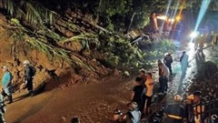 Lở đất ở Colombia, nhiều người thiệt mạng